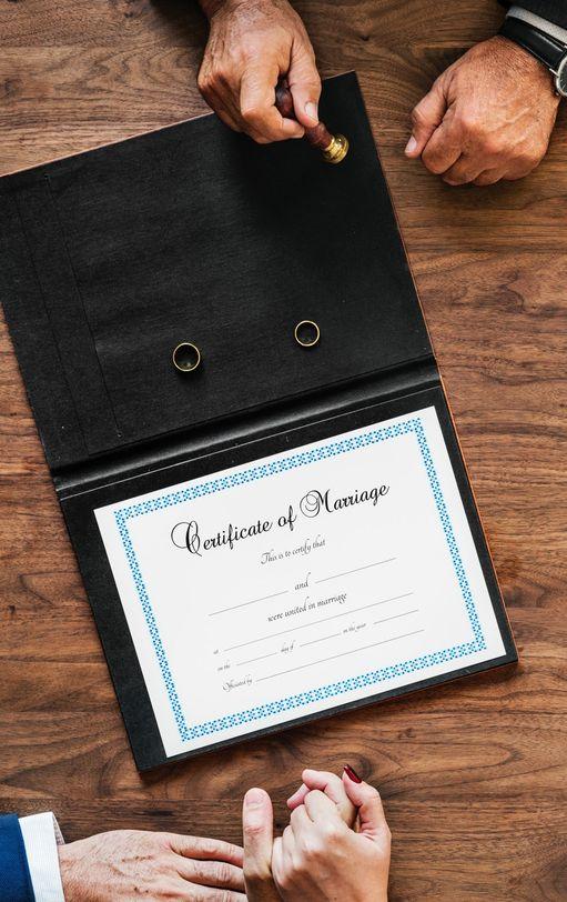 Zawieranie małżeństwa